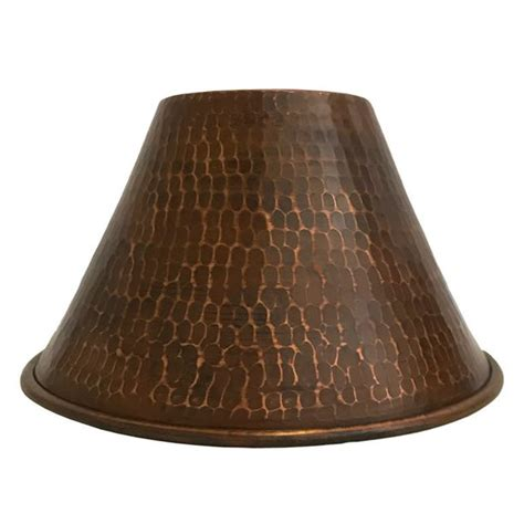 Premier Copper Products Sh-L300db Hand Hammered 7 Wide .