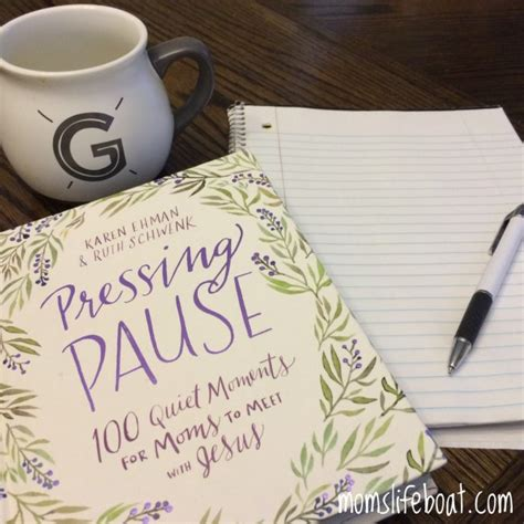 [pdf] Pressing Pause 100 Quiet Moments For Moms To Meet With Jesus.