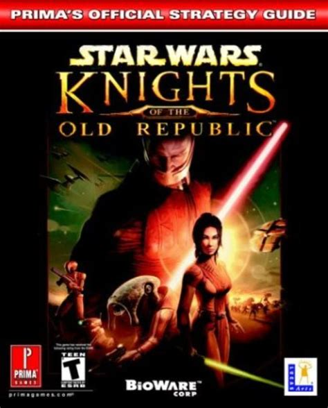 Primas Official Strategy Guide: Star Wars - Knights Of The Old Republic.