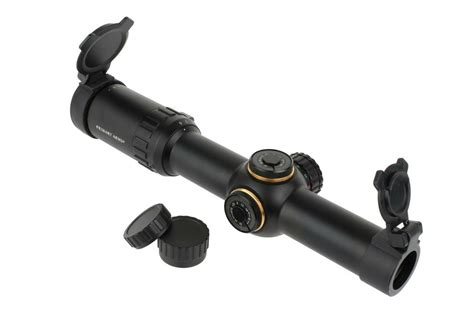 Primary Arms Slx6 1-6x24mm Sfp Rifle Scope Gen Iii .