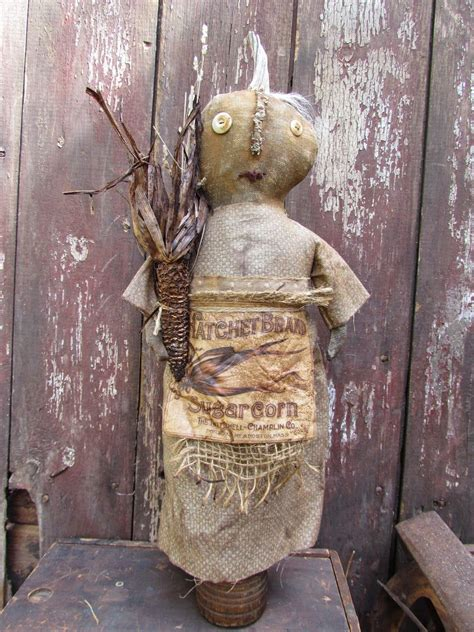 Primitive Halloween Craft Patterns