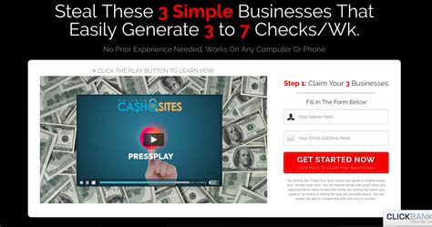 Private Cash Sites Review: Scam Or Legit Affiliate Marketing System?.