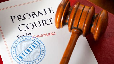 Probate Lawyer Definition