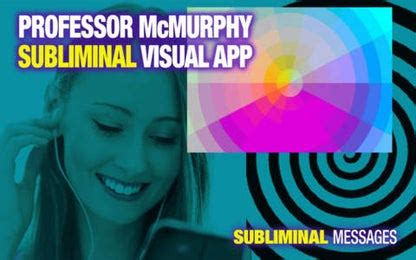@ Professor Mcmurphy Subliminal Video Messages With Binaural .
