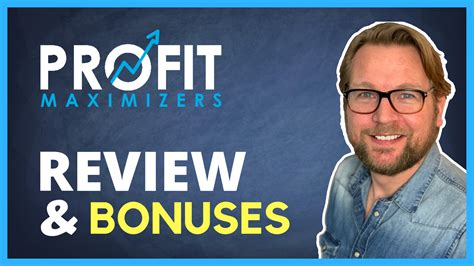 @ Profit Maximizers Review   Valuable Bonuses For Your Campaign.