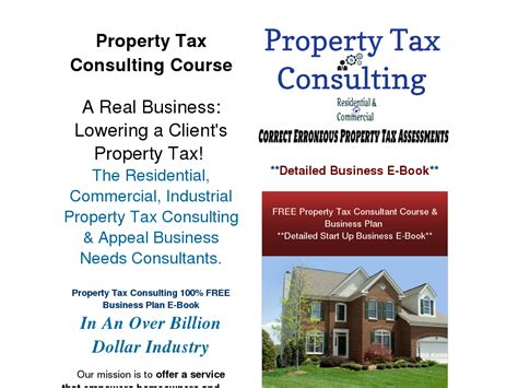 [click]profitable Property Tax Appeal Service.