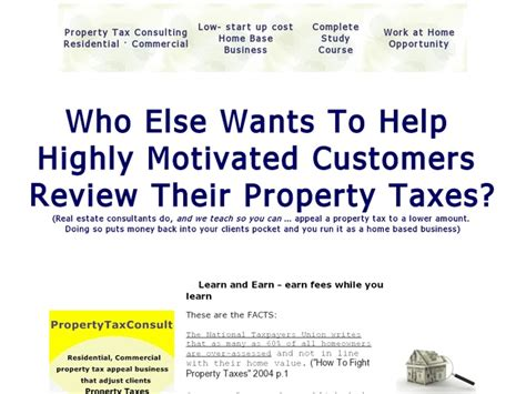 [click]profitable Property Tax Appeal Service Review   Get .