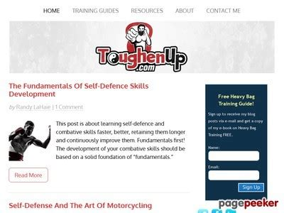 [click]protective Strategies Self-Defense Site.