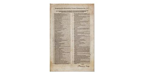 Protestant Reformation 95 Theses