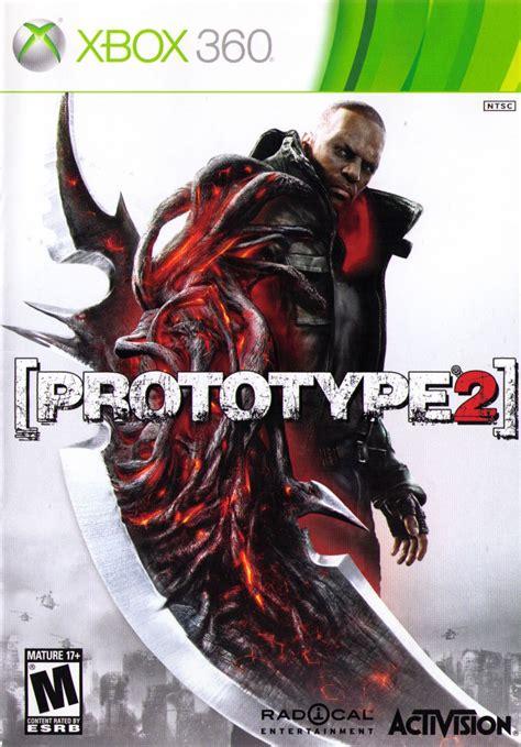 Prototype 2 Xbox 360 CAES