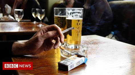 Pub Smoking Ban: 10 Charts That Show The Impact - Bbc News
