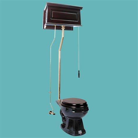 Pull Chain Toilet  High Tank Toilet  Renovator S Supply.
