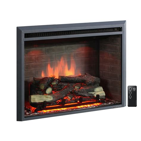 Puraflame 30 Western Electric Fireplace Insert With .