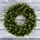 Pure Garden Boxwood Wreath - 14 Round - Amazon Ca.