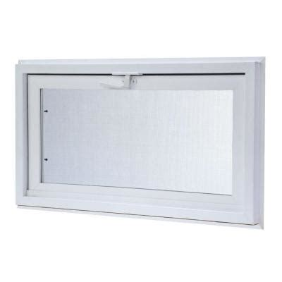 Pv-Hop Tafco Windows Hopper Vinyl Basement Screen Garage.