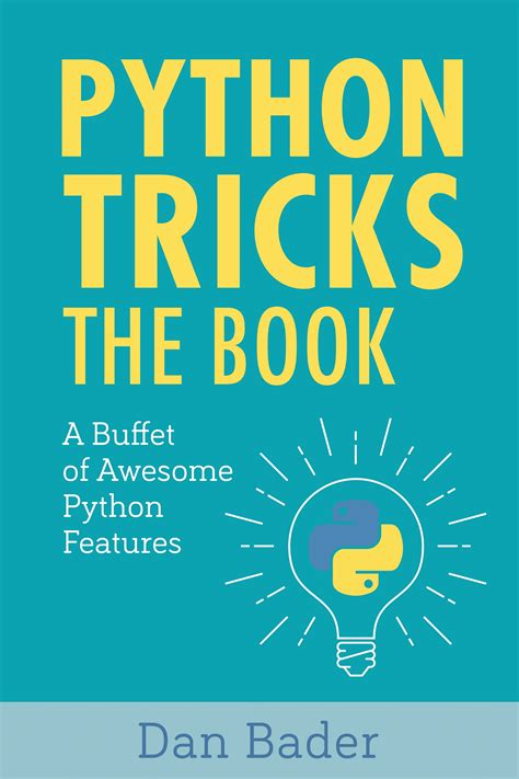 [pdf] Python Tricks A Buffet Of Awesome Python Features.