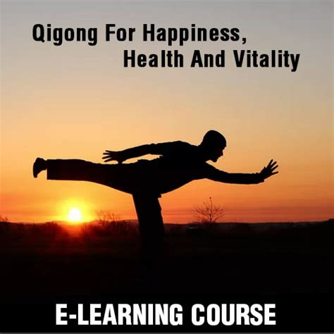 [click]qigong Happiness Health And Vitality Online Elearning.