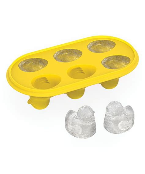 Quack The Ice Silicone Ice Cube Tray - Torbtown Com.