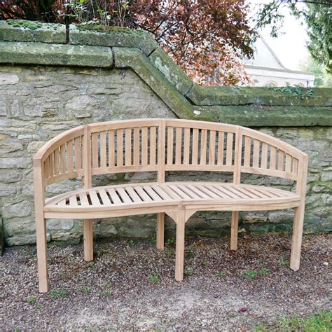 Quality Wooden Garden Bench