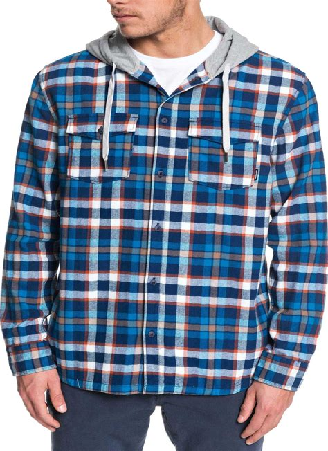 Quiksilver Men's Flannel Shirts