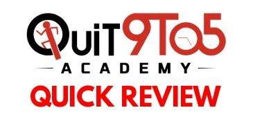 [click]quit 9 To 5 Academy Review Can You Trust This Did It .