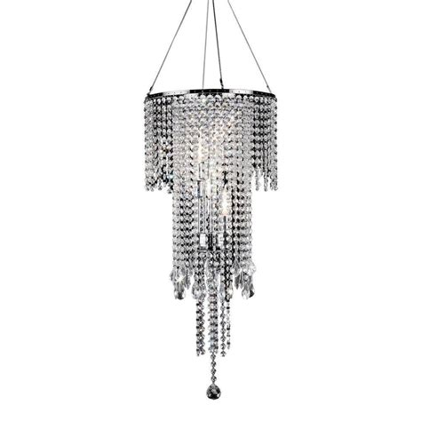 Rain Metal Ceiling Lamp - Ok Lighting.