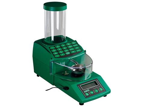 Rcbs Chargemaster 1500 Powder Scale Powder Dispenser.