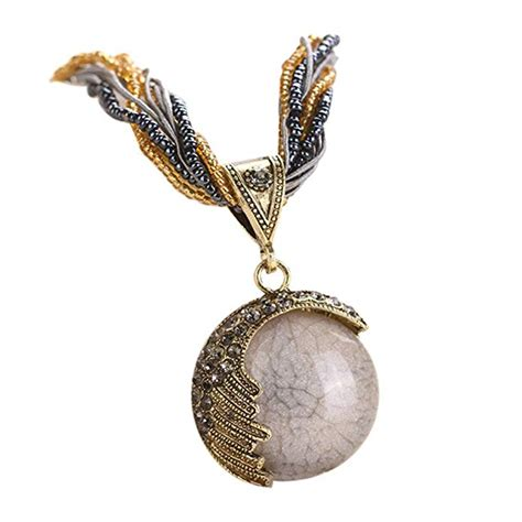 @ Reiki Healing Energy Necklace  12 Colors .