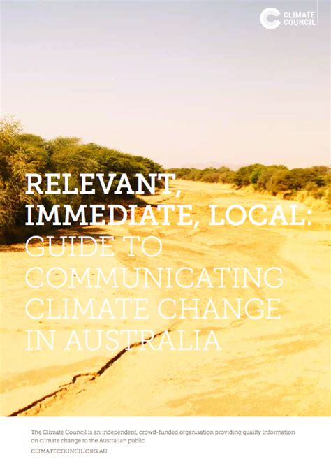 [pdf] Relevant Immediate Local Guide To Communicating Climate .
