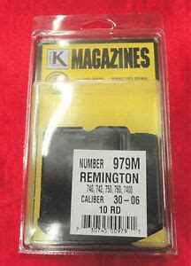 Remington 740 742 750 760 30-06 10 Rd - Triple K.