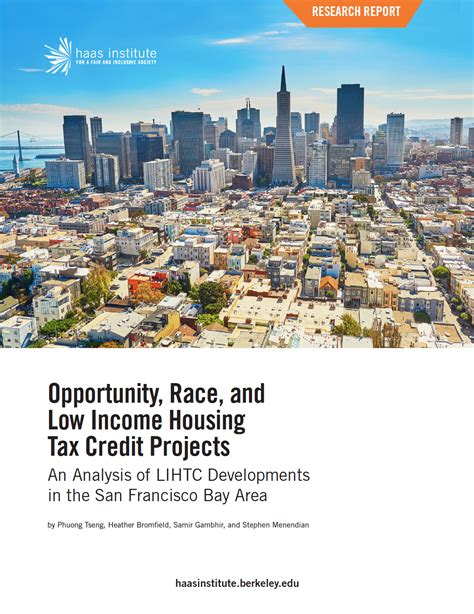 [pdf] Research Report The Low-Income Housing Tax Credit.