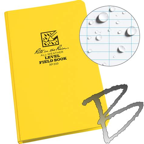 Rite In The Rain Case Bound Field Books  Brownells.