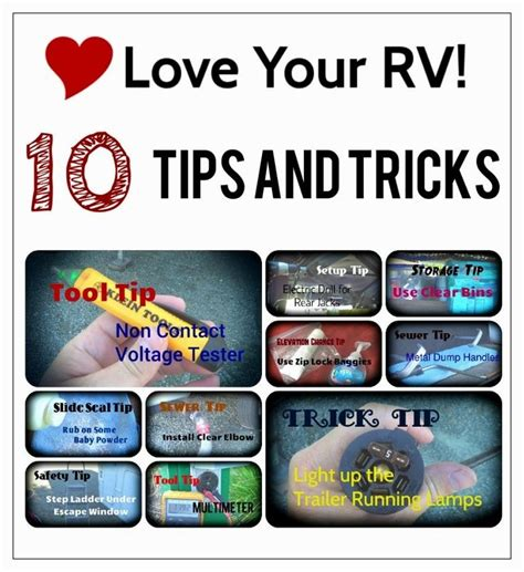 @ Rv Tips And Tricks - Loveyourrv Com.