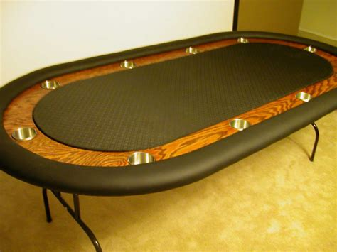 Racetrack Poker Table Plans