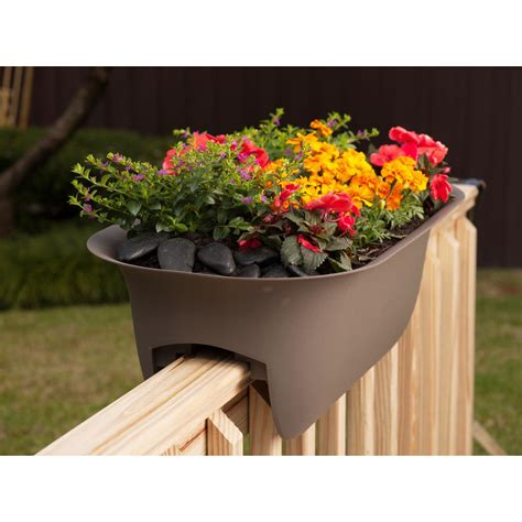 Rail Planter Home Depot