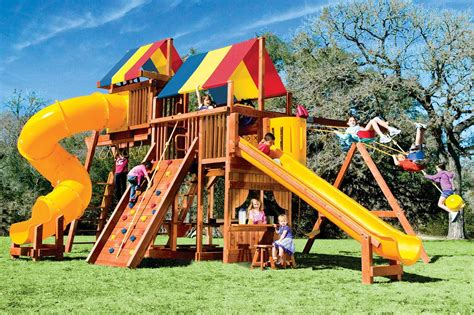 Rainbow Playset Blueprints