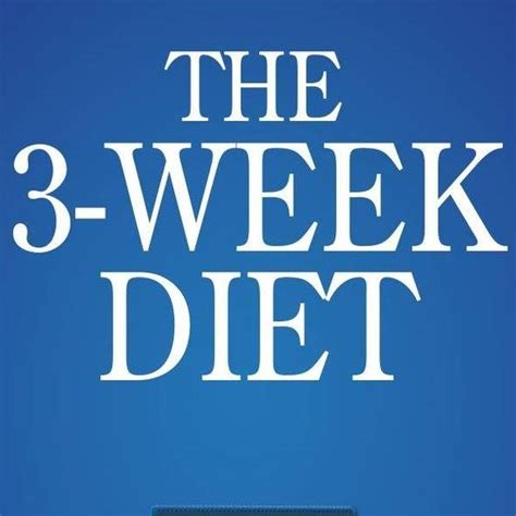 @ Rebuild The 3 Week Diet In French - Is This The Next Venus .