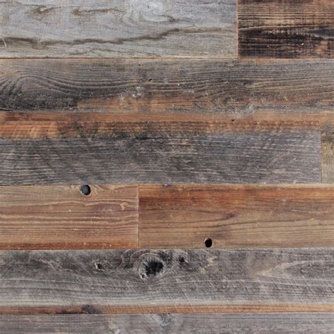 Reclaimed Barn Wood 5 Wide Planks   Plank And Mill.