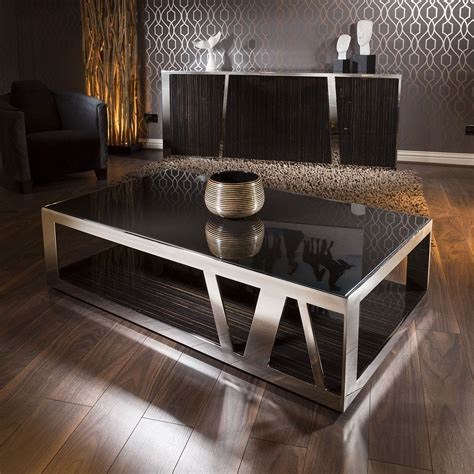 Rectangular Luxury Coffee Tables