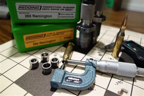 Redding Bushing Dies How To Select The Proper Bushing .