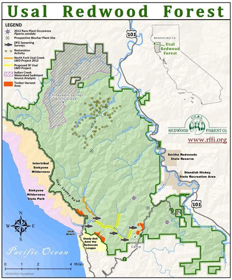 Redwood California Directions