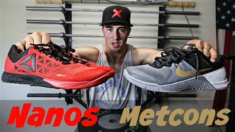 [click]reebok Crossfit Nano 6 0 Vs Nike Metcon 2 Showdown.