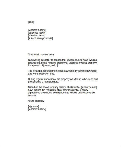 reference letter sample for tenant - Plumbing Engineer Sample Resume