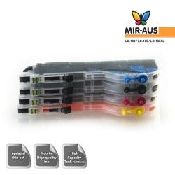 Refillable Ink Cartridges Suits Brother Mfc-J4510dw - Mir-Aus.