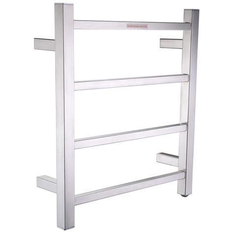 Regent 24 In Towel Warmer In Chrome - The Home Depot.