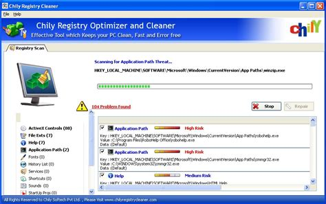 [click]registry Repair Software  Compuclever.