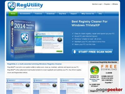 [pdf] Regutility - Best Registry Cleaner For Windows 7 Vista Xp.