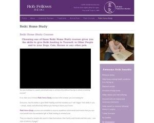 [click]reiki For Dogs Home Study Course - Rob Fellows Reiki.
