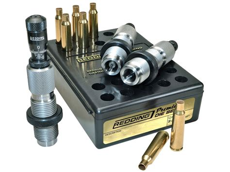 Reloading Equipment - Dies - Redding - Deluxe Die Sets .