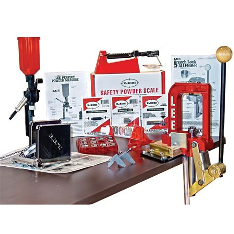 Reloading Kits - Lee Precision.